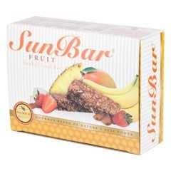 SunBar® Oatmeal Raisin 10 Bars (1.06 oz./30 g each bar)