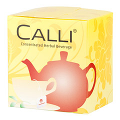 Calli Tea Night 60 Bags (0.08 oz./2.5 g each bag)