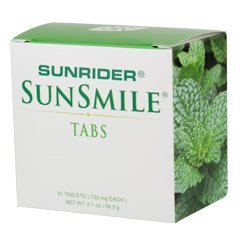 SunSmile® Tabs 81 Tablets