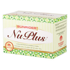 NuPlus® Naturally Plain™ 10 Packs (0.52 oz./15 g each bag)