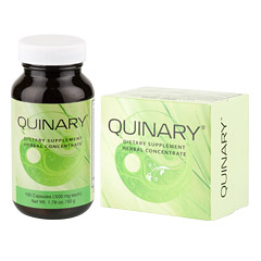 Quinary® 100 Capsules  (500 mg each capsule)