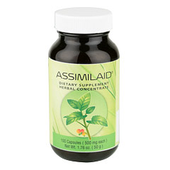 Assimilaid® 100 Capsules  (500 mg each capsule)