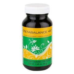 Metabalance 44® 120 Soft-Gel Capsules  (700 mg each capsule)
