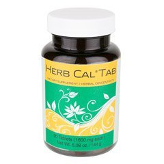 Herb Cal® Tab 90 Tablets  (1600 mg each tablet)
