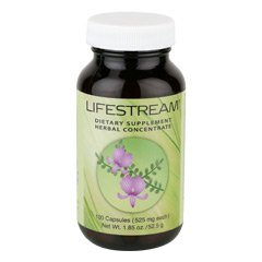 Lifestream® 100 Capsules  (525 mg each capsule)