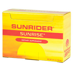 Sunrise® 10 Bottles (0.5 fl. oz./15 mL each bottle)