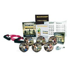 Fitness Brigade® Exercise System - English