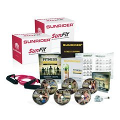Flabby & Fat to Fit with SunFit® Program Set Duo