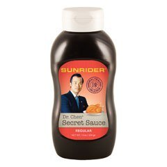 Dr. Chen® Secret Sauce Regular 550g