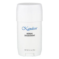 Kandesn® Herbal Deodorant - Net Wt. 2.1 oz./60 g